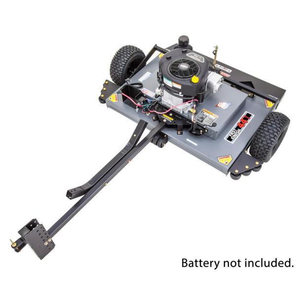 Swisher 44 In. 11.5 Hp Briggs And Stratton Electric Start Finish-cut Trailmower-fce11544bs
