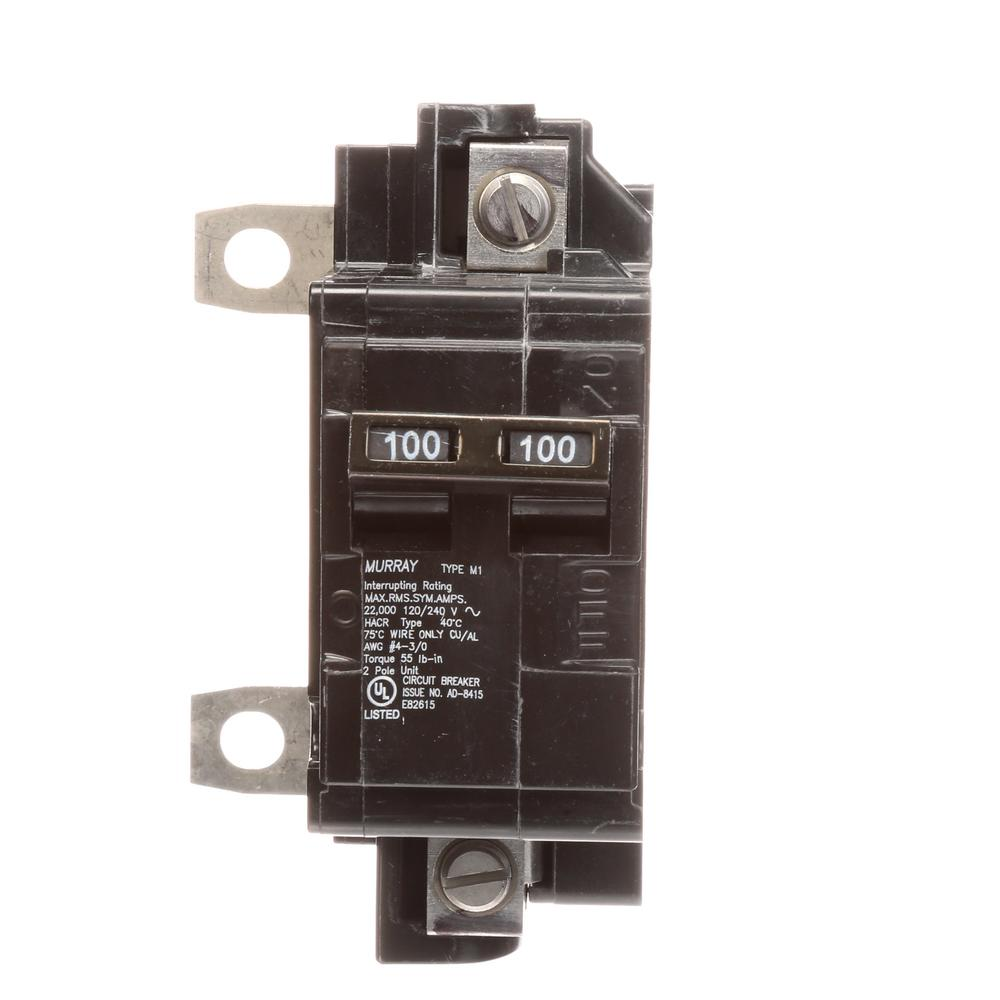 medium resolution of murray 100 amp type m1 main breaker conversion kit mbk100m the murray 200 amp service panel wiring diagram