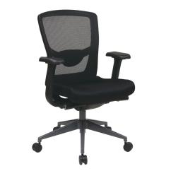 Office Chair With Adjustable Arms Dallas Cowboys Cover Pro Line Ii Black Progrid Executive 511343at The Home