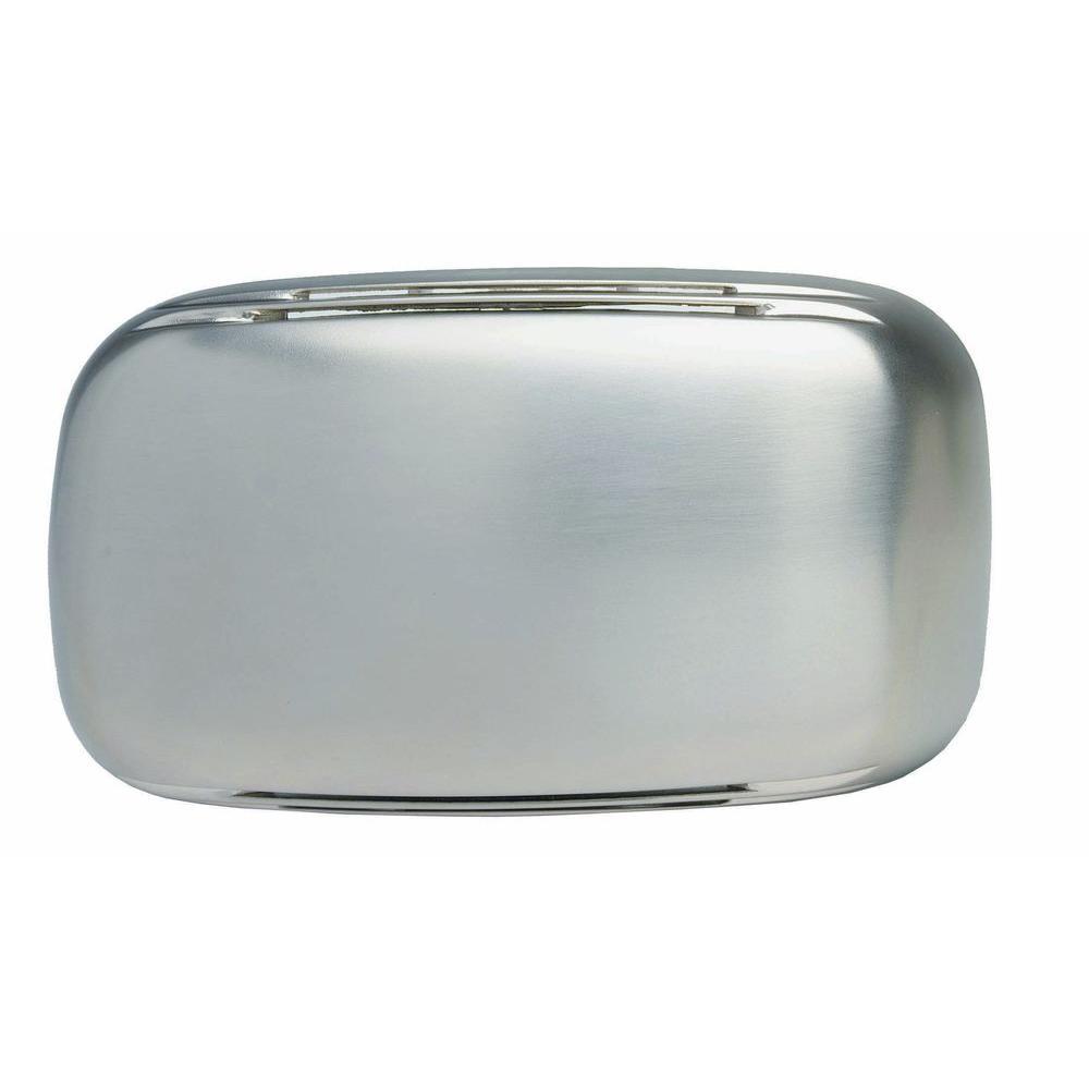medium resolution of heath zenith wired door chime with sleek modern design cover satin nickel