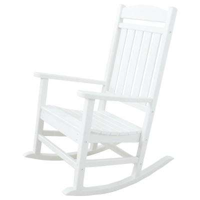 home depot chairs plastic office chair white mesh patio furniture the classics rocker