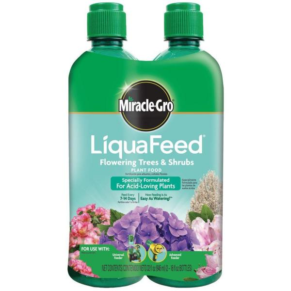Miracle-gro Liquafeed 16 Oz. Flowering Tree And Shrubs