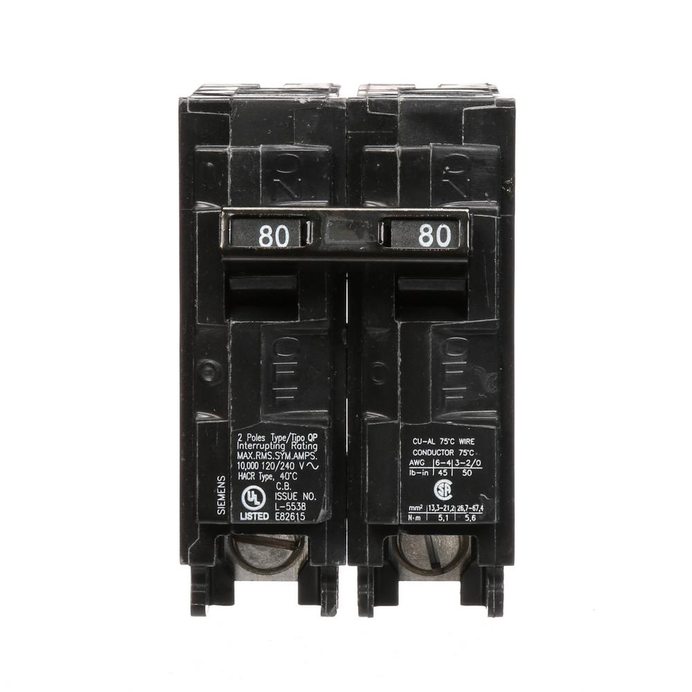 hight resolution of this review is from 80 amp double pole type qp circuit breaker