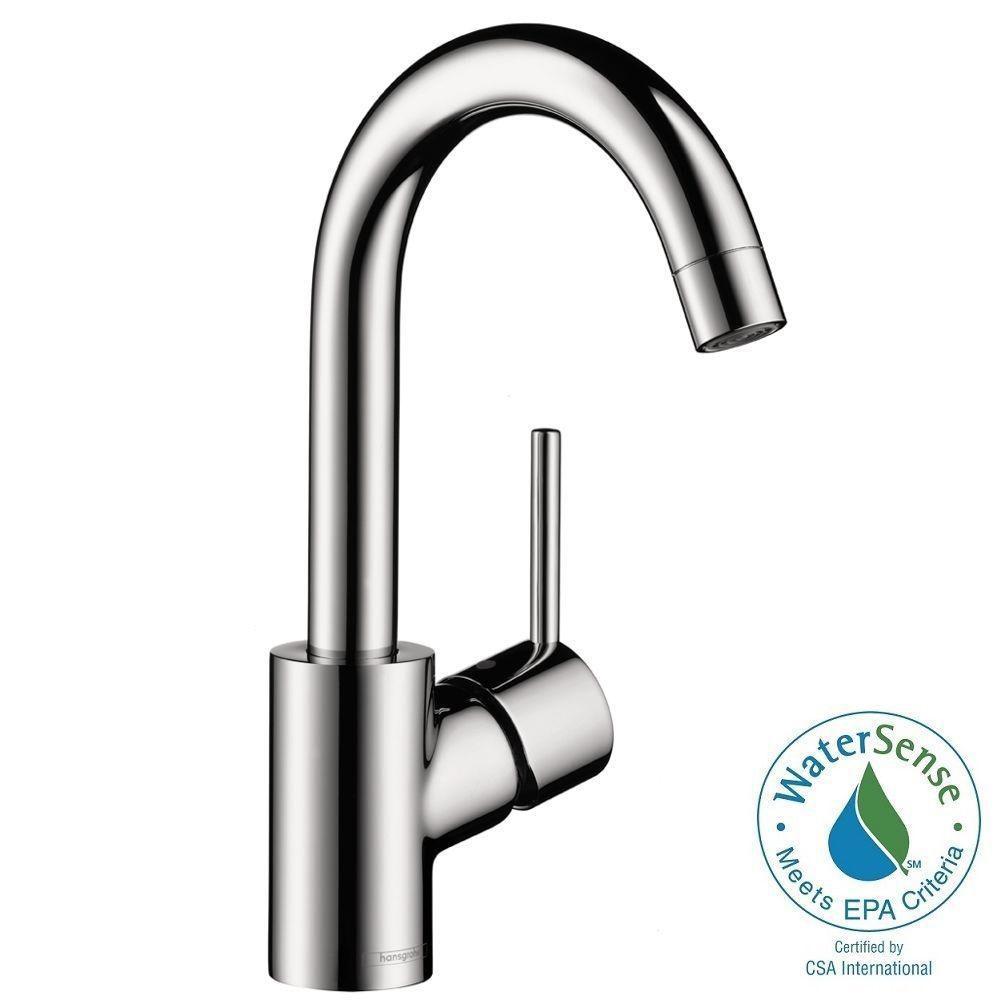 Hansgrohe Talis S 190 Single Hole 1Handle Bathroom Faucet