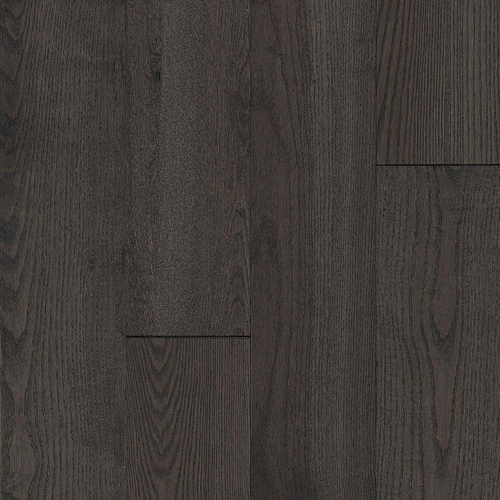 bruce dark gray white ash 3 8 in t x 6 1 2 in w x varying length engineered hardwood flooring 26 sq ft eapl73l04w the home depot