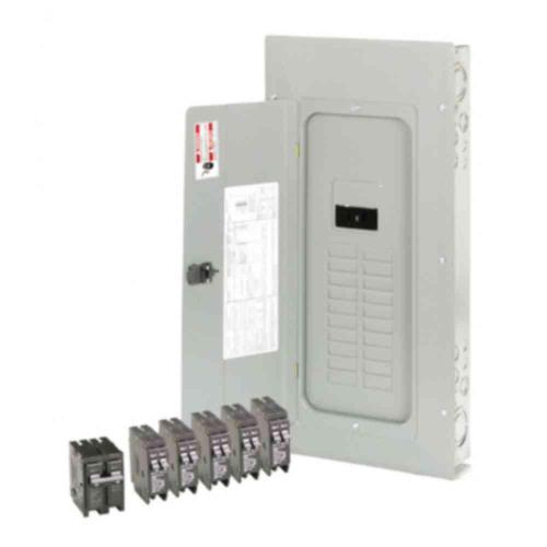 small resolution of br 200 amp 20 space 40 circuit outdoor main breaker loadcenter with cover value pack