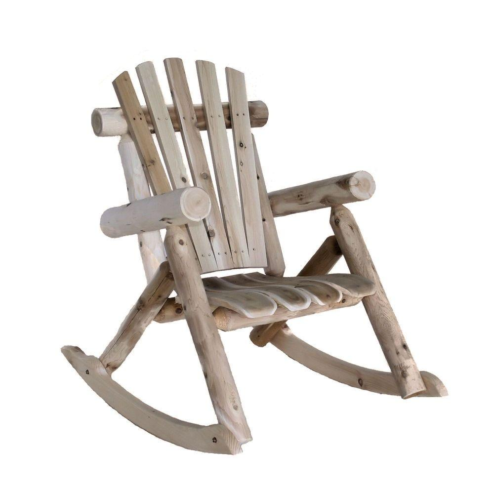 wood rocking chair styles tranquil lift lakeland mills patio cf1125 the home depot