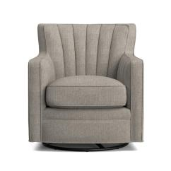 Swivel Arm Chairs Black Plastic Folding Handy Living Zahara Dove Gray Linen Chair 340c Lin13 252