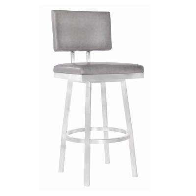 revolving chair for kitchen slipcover and a half bar stools dining room furniture the home depot low back