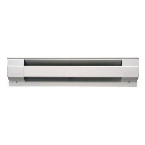 small resolution of cadet 96 in 2 000 2 500 watt 240 volt electric baseboard heater in