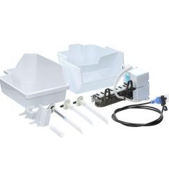 4 lbs built in ice maker kit  [ 1000 x 1000 Pixel ]