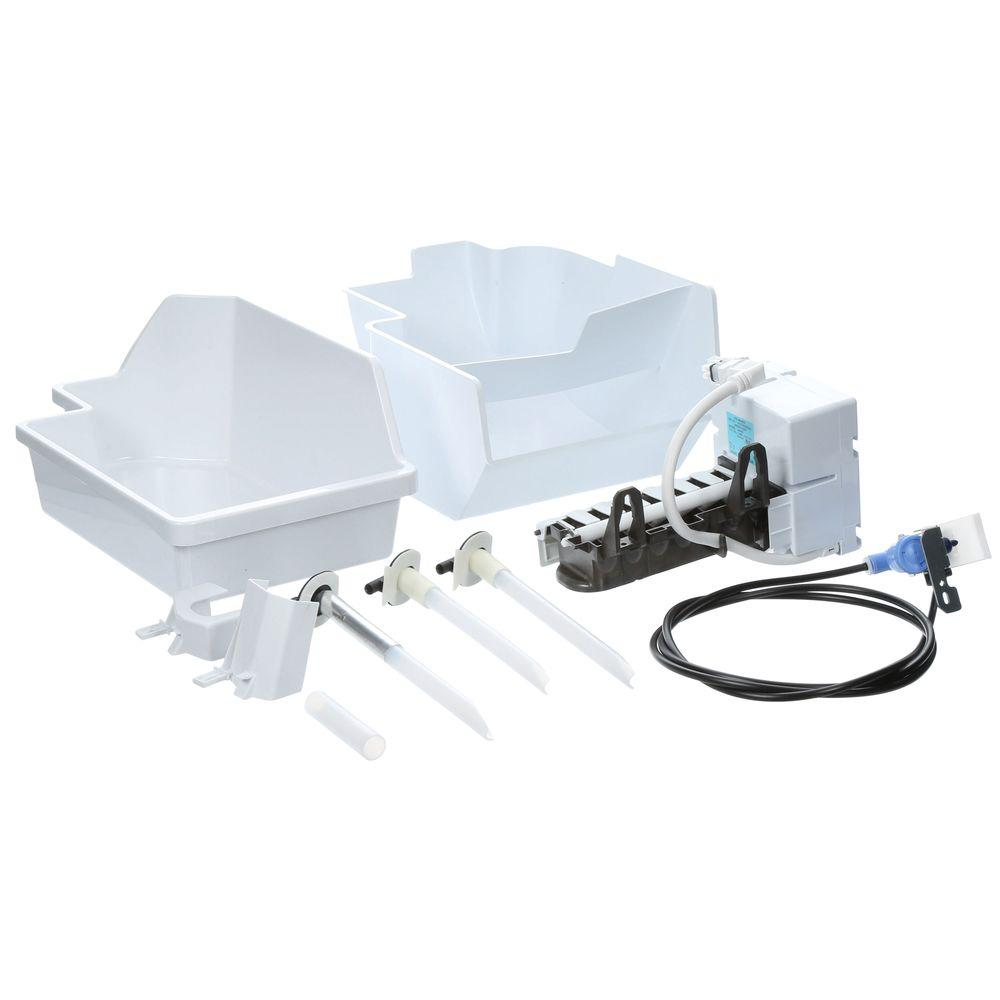 hight resolution of 4 lbs built in ice maker kit