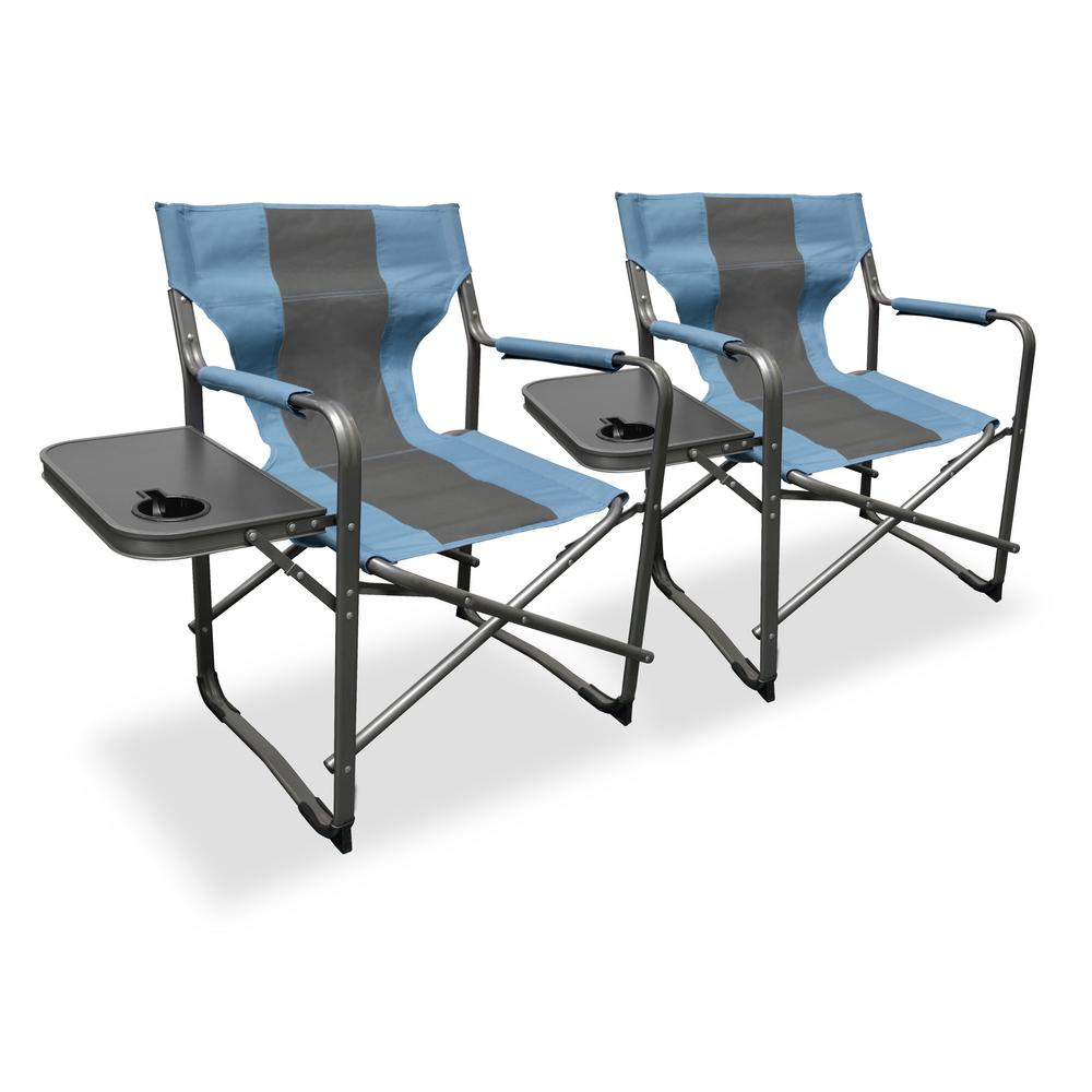Woven Lawn Chair Caravan Sports Elite Director S Teal Gray Steel Folding Lawn Chair 2 Pack