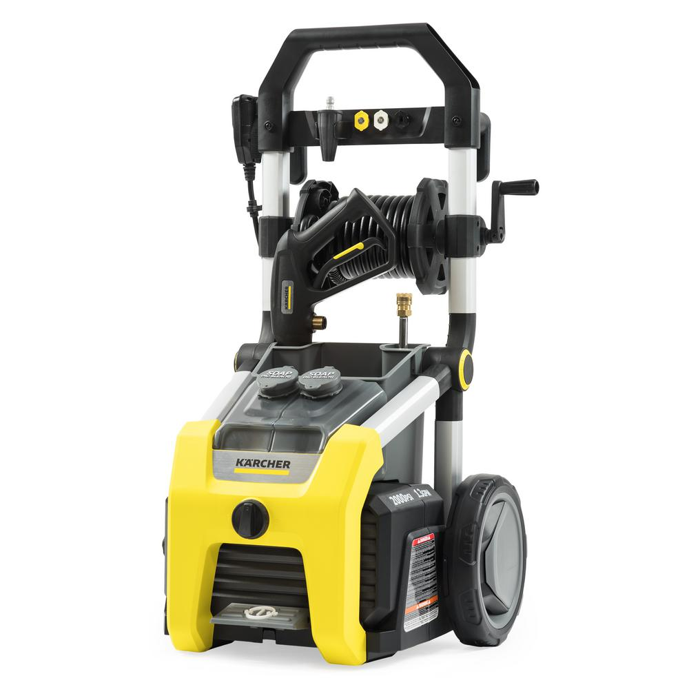 hight resolution of karcher k2010 2000 psi 1 3 gpm electric pressure washer