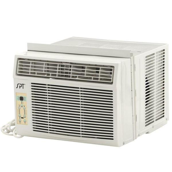 Spt 10 000 Btu Window Air Conditioner With Remote-wa-1022s - Home Depot