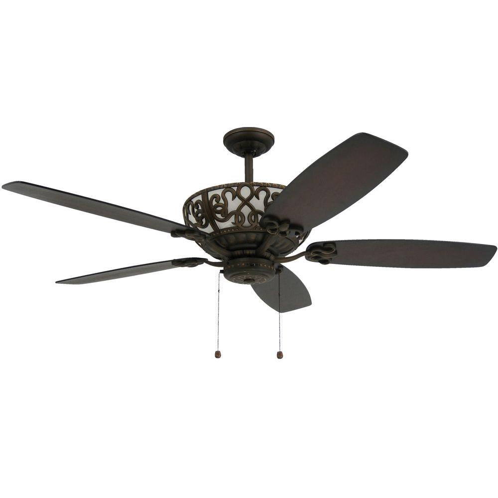 medium resolution of rubbed bronze uplight ceiling fan