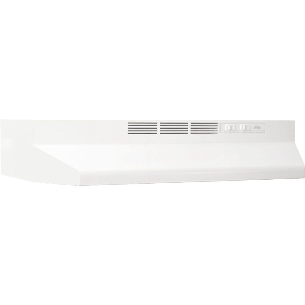 hight resolution of this review is from 41000 series 36 in ductless under cabinet range hood with light in white