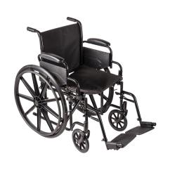 Wheelchair Manual Folding Dining Room Chairs With Removable Desk Arms 503 0664 0200 The Home Internet 204651429