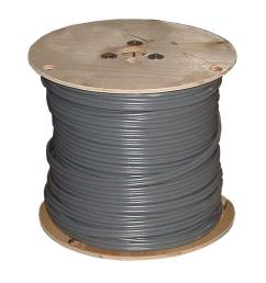 southwire 500 ft 10 2 gray solid cu uf b w g [ 1000 x 1000 Pixel ]