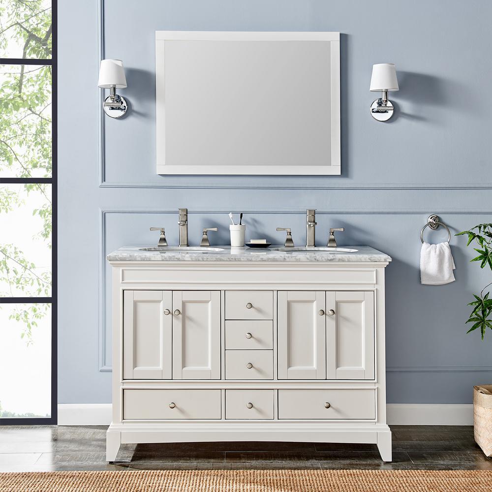 Double Sink Bathroom Vanity Tops Bathroom Vanities The Home Depot