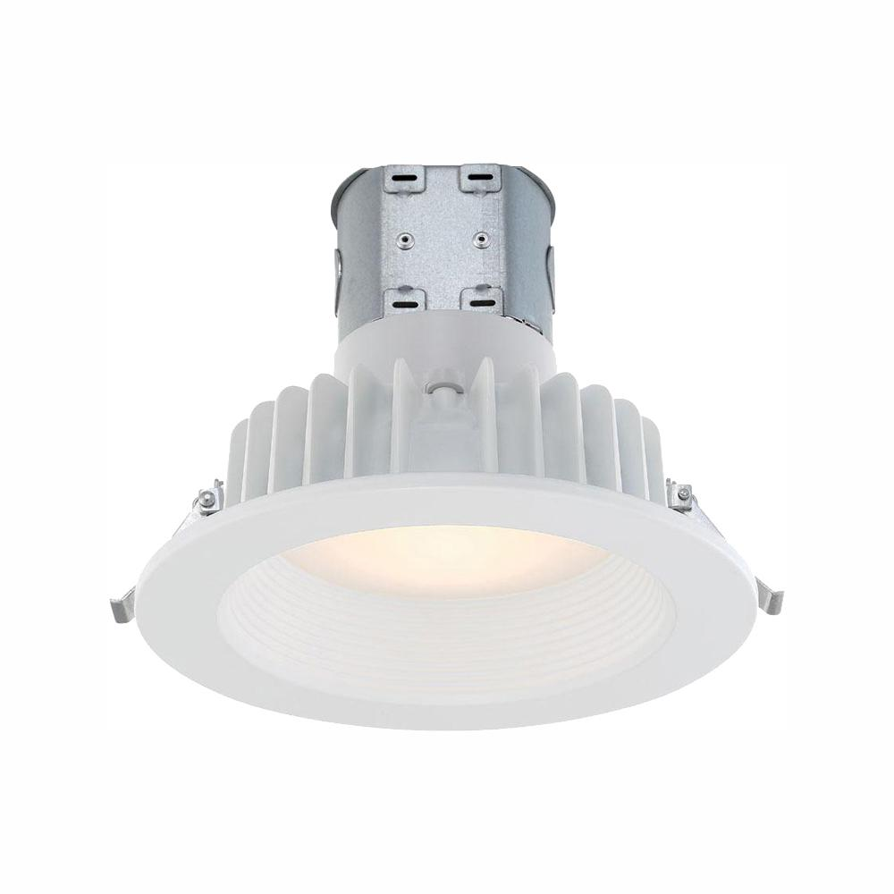 medium resolution of envirolite easy up with direct wire j box 6 in white integrated led recessed