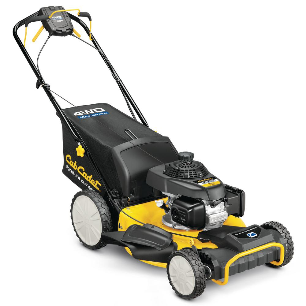 medium resolution of cub cadet 21 in 190cc honda all wheel drive 3 in 1
