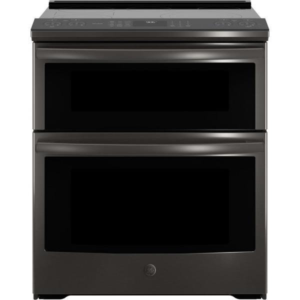 Kitchenaid 30 In. 6.4 Cu. Ft. Downdraft Slide-in Electric