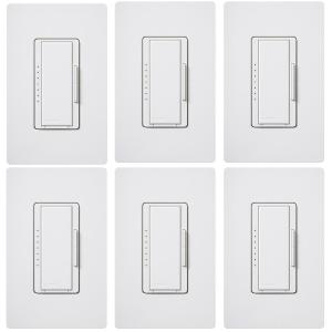 Lutron Maestro C.L Dimmer Switch for Dimmable LED, INC/HAL