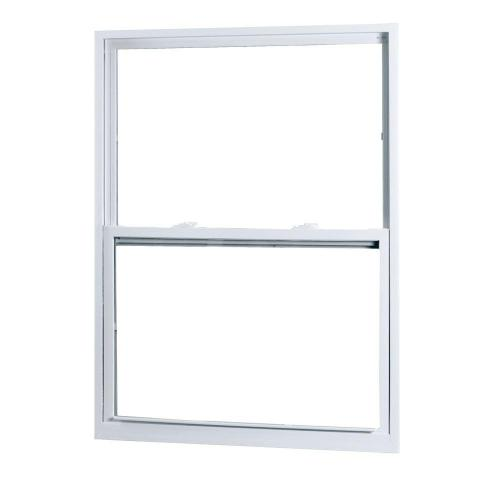 small resolution of 50 series single hung buck vinyl window white