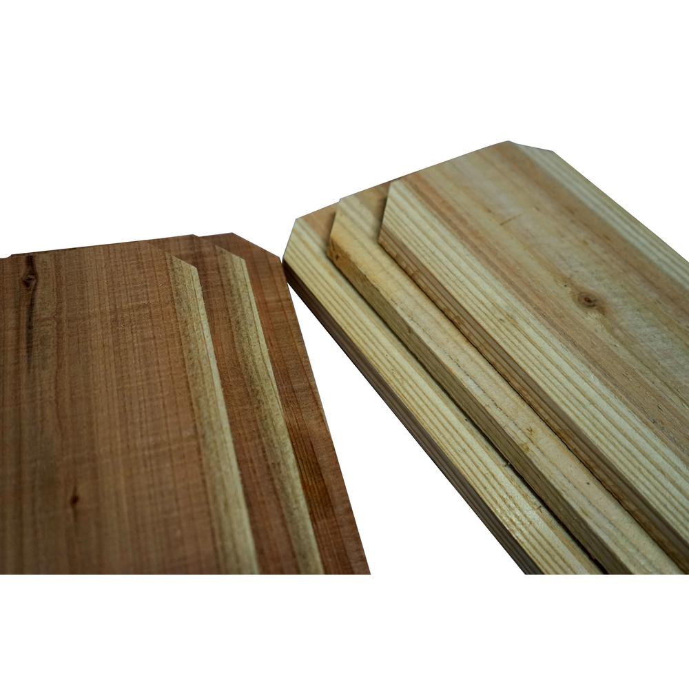 Red Cedar Cutting Board