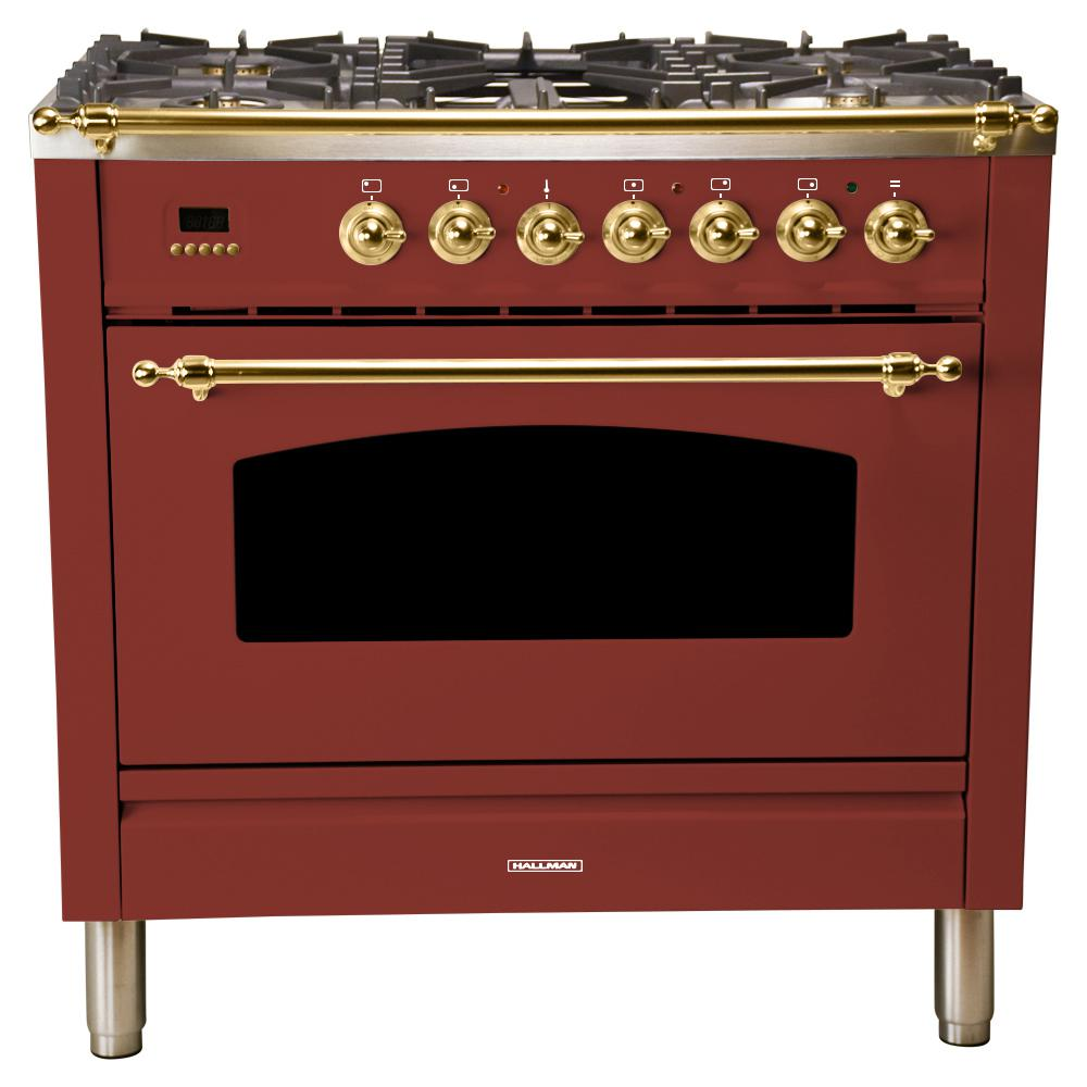 hight resolution of 36 in 3 55 cu ft single oven dual fuel italian range