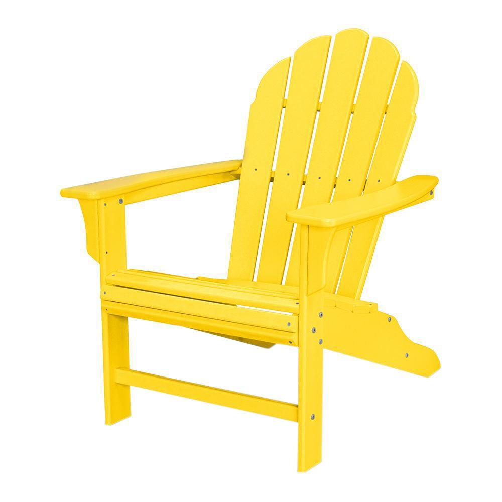 yellow adirondack chairs plastic chair covers santa patio the home depot hd lemon