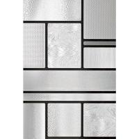 Artscape 36 in. W x 72 in. H Skyline Decorative Window ...