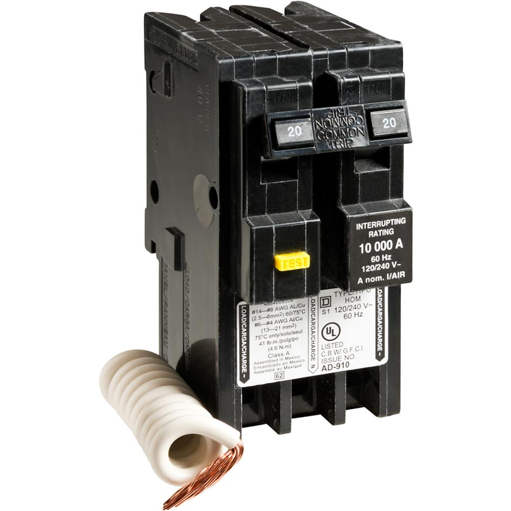 Gallery For Gt Gfci Circuit Breaker Wiring