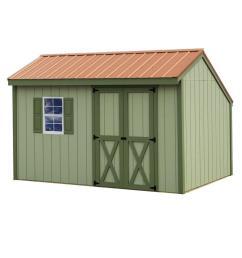 wood storage shed kit [ 1000 x 1000 Pixel ]