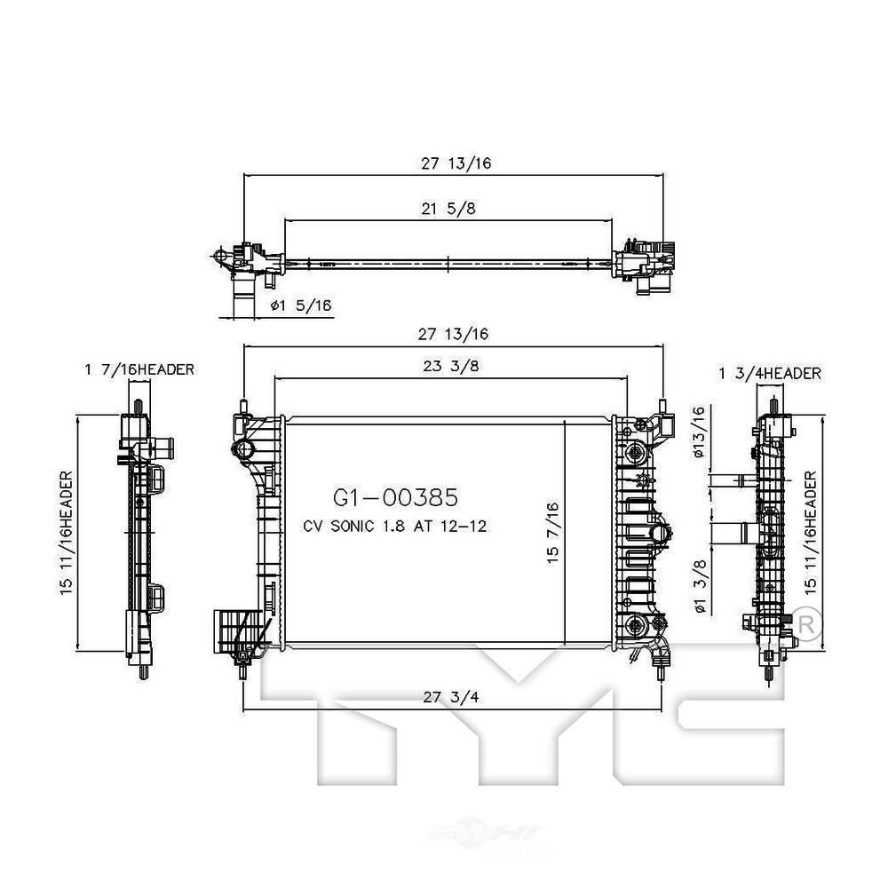 Chevrolet Sonic Transmission Mount, Transmission Mount for