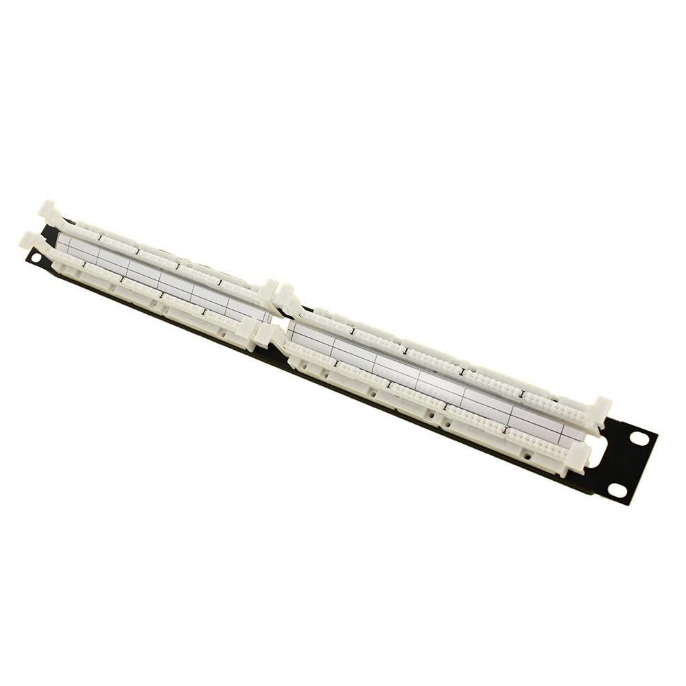 hight resolution of leviton cat 5e 110 style wiring block rack mount ivory 100 pair 110 wiring block rack mount
