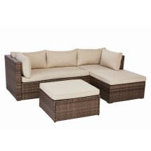 Valley Peak Profile 3-piece -weather Wicker Outdoor
