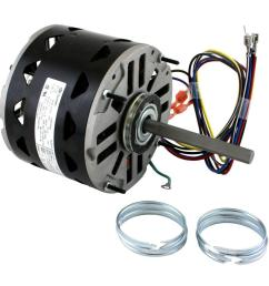century 1 4 hp blower motor [ 1000 x 1000 Pixel ]