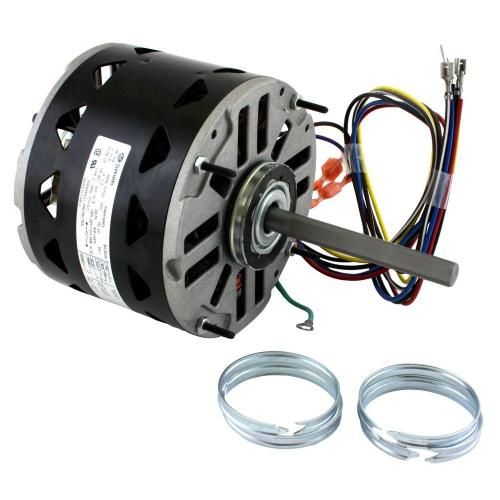 small resolution of 1 4 hp blower motor