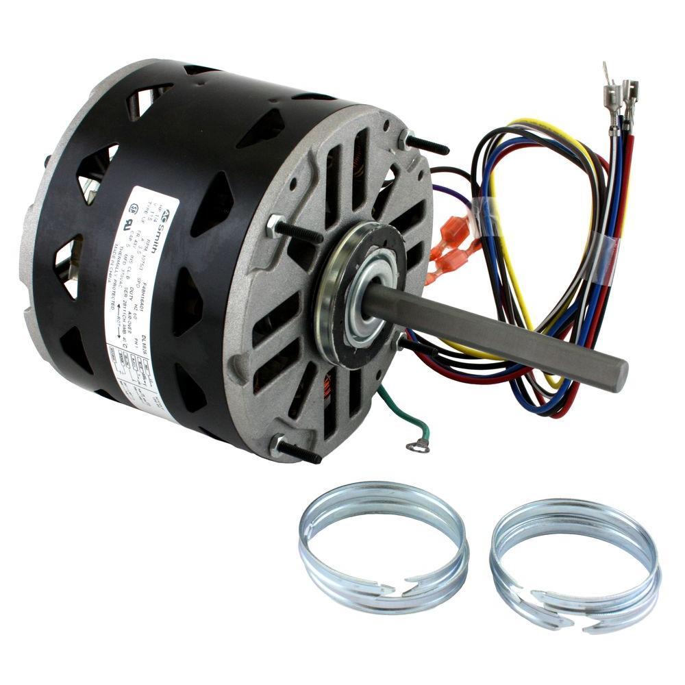 ac fan motor wiring diagram labeled eye disease century 1 4 hp condenser fse1026sv1 the home depot blower