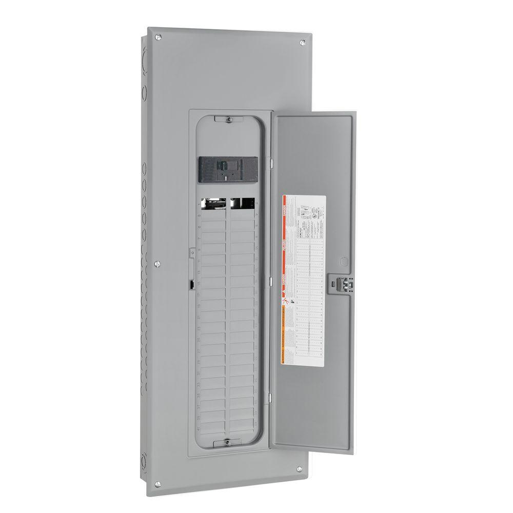 hight resolution of homeline 200 amp 40 space 80 circuit indoor main breaker qwik grip plug
