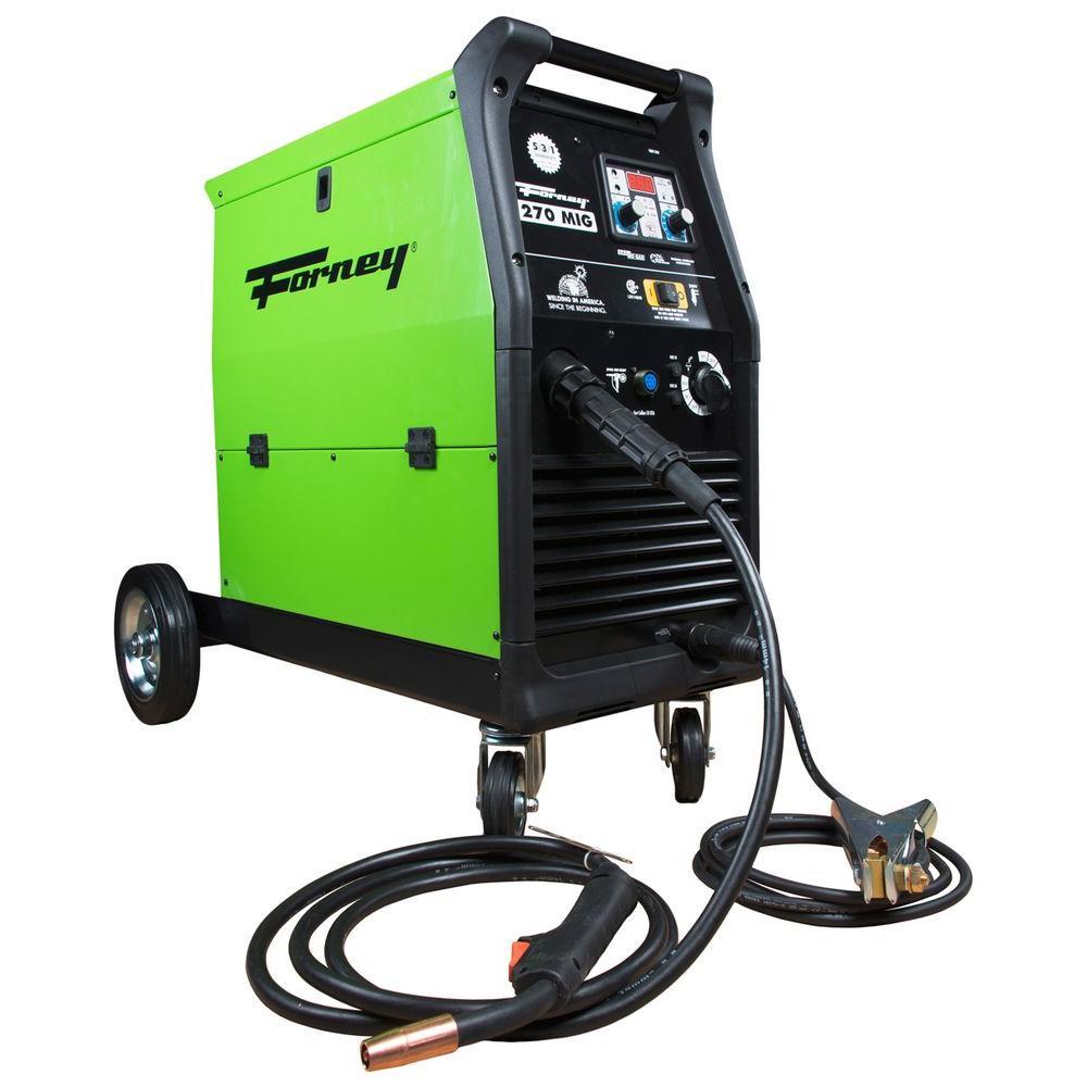 forney 270 amp 230