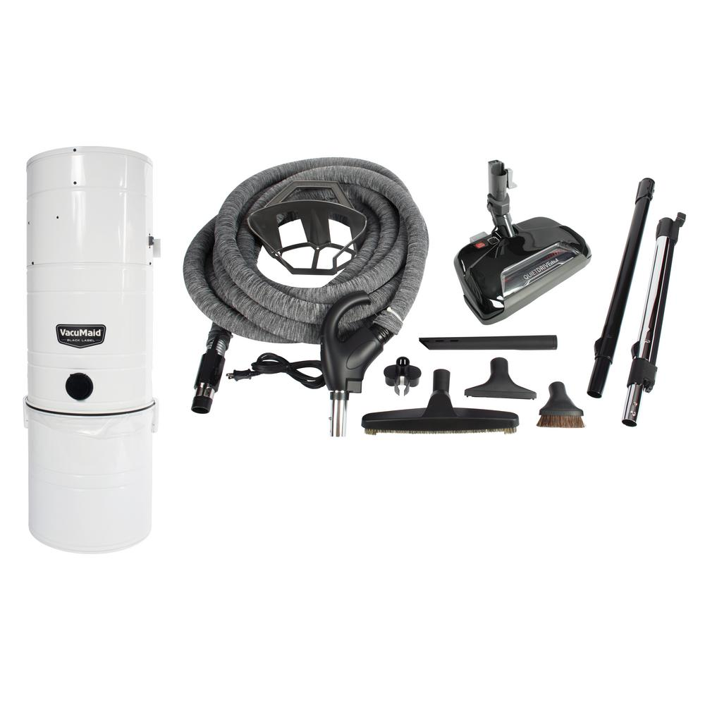 hight resolution of vacumaid central vacuum and complete attachment kit