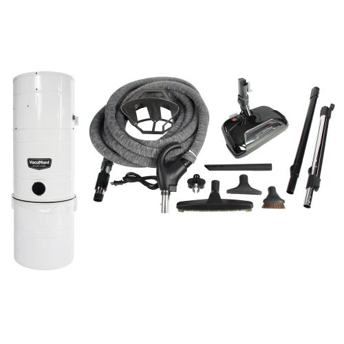 small resolution of vacumaid central vacuum and complete attachment kit