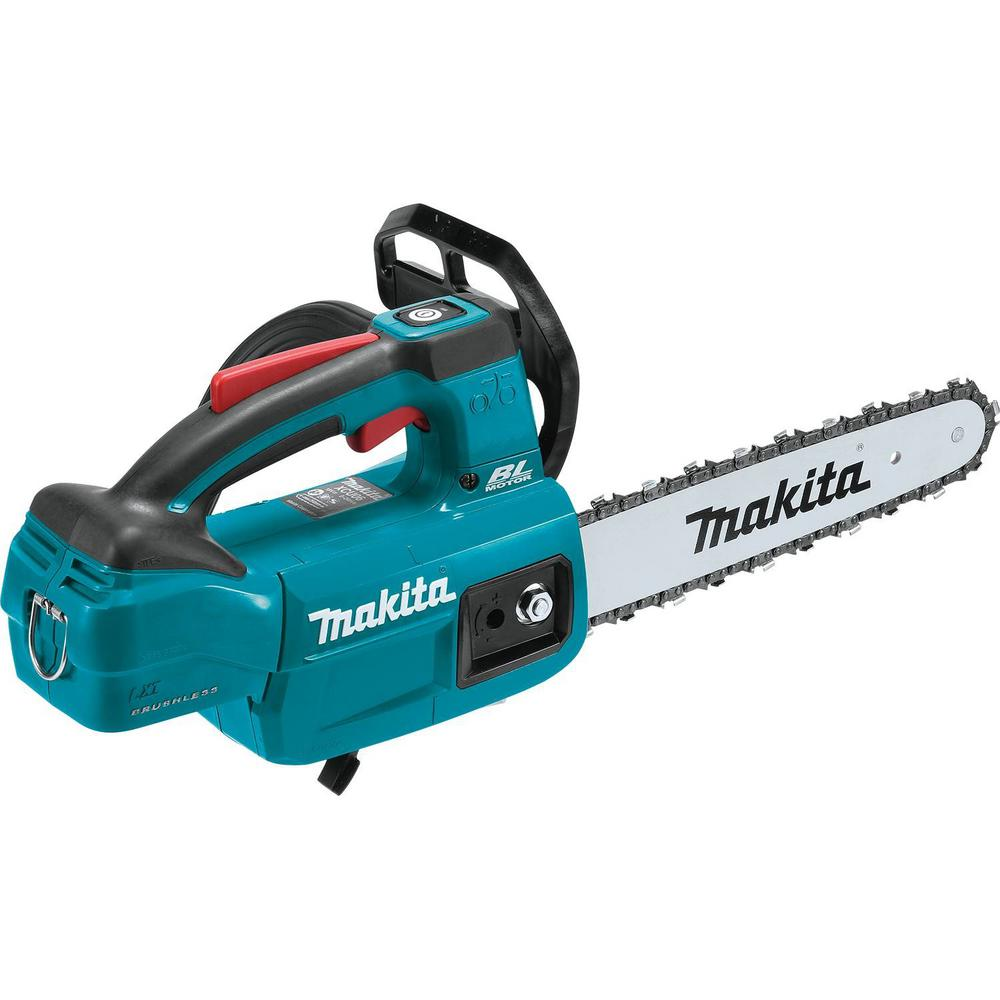 hight resolution of makita 10 in 18 volt lxt lithium ion brushless cordless top handle chain