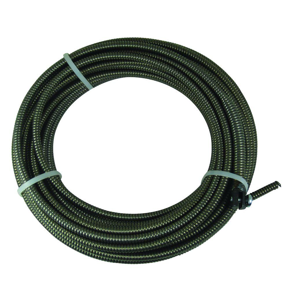Drain Auger Cable Replacement Plumbing Snake Sink Clog