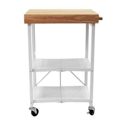Wheels Origami Carts Islands & Utility Tables Kitchen The