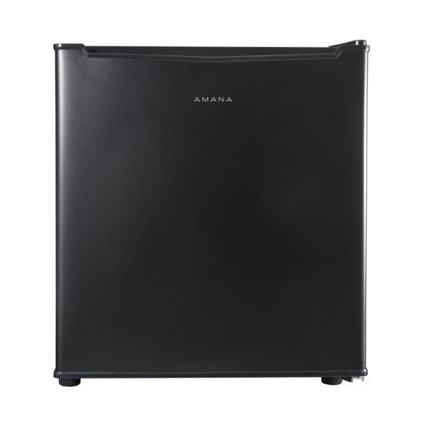 Amana 1.7 Cu. Ft. Mini Fridge Single Door In Black