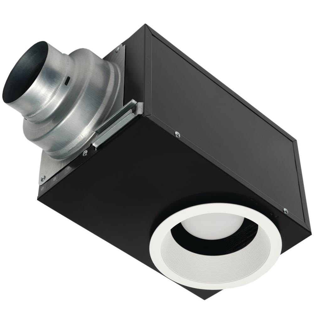 panasonic whisper recessed architectural grade 80cfm ceiling flush
